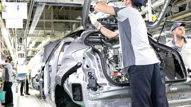 OSD: Türkiye'de motorlu araç üretimi Aralık'ta % 17 düştü