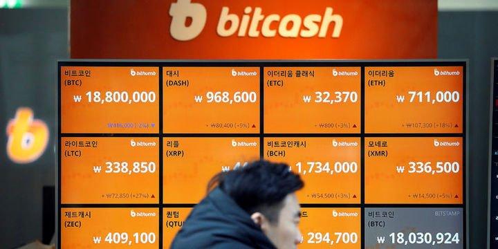 Sanal Paralar: Bitcoin 7 bin doların üzerinde