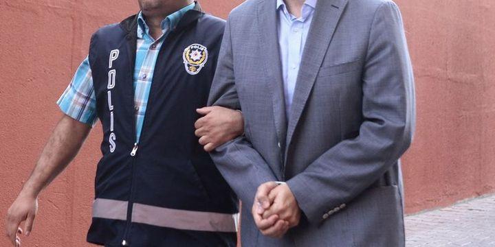 Firari eski HSYK Genel Sekreteri Kaya yakalandı