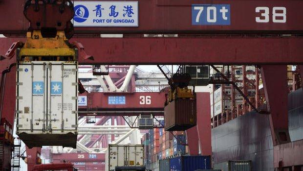 Çin'de ihracat güçlü yuana rağmen gücünü korudu