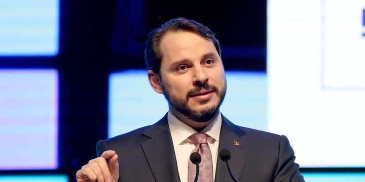 Bakan Albayrak, Borsa İstanbul töreninde konuşuyor