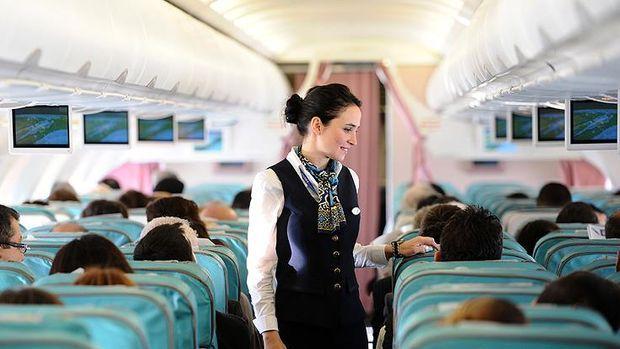 Havayolu yolcu sayısında 12 yılın en yüksek artışı