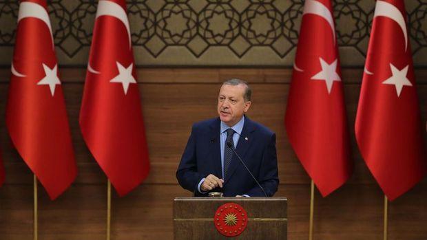 Erdoğan: 3.5 milyon Suriyeli'yi ilanihaye saklayacak halimiz yok