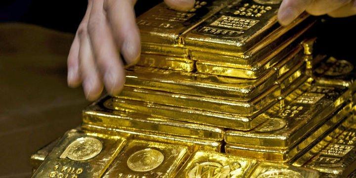 Altının kilogramı 160 bin 500 liraya geriledi
