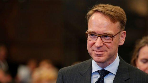 Bundesbank/Weidmann: Euro Bölgesi, geçen yıl ABD'den daha hızlı büyüdü