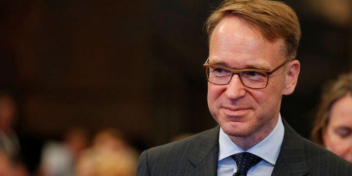 Bundesbank/Weidmann: Euro Bölgesi, geçen yıl ABD