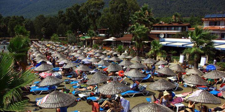 Yabancı turistte çift haneli artış bekleniyor