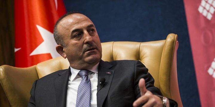 Çavuşoğlu: Türkiye Irak