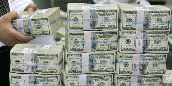 Yurtiçi yerleşiklerin döviz mevduatı 1.9 milyar dolar azaldı