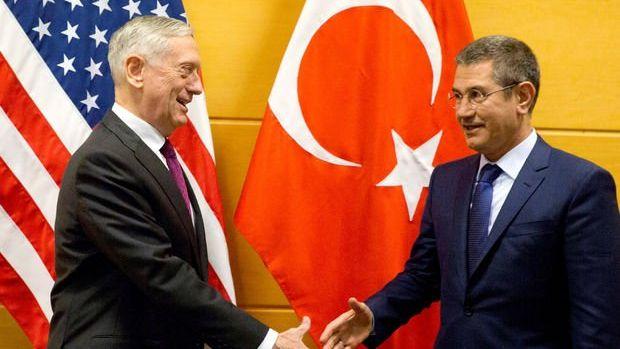 Bakan Canikli ABD'li mevkidaşının teklifini açıkladı