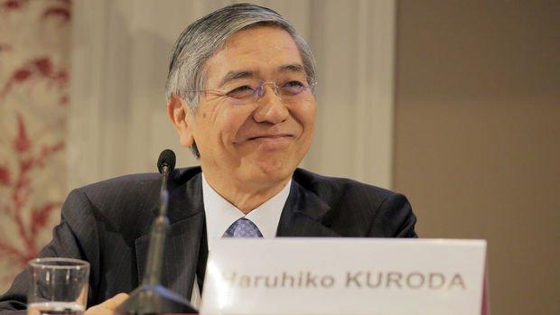 Abe BOJ için Kuroda'yı aday gösterdi