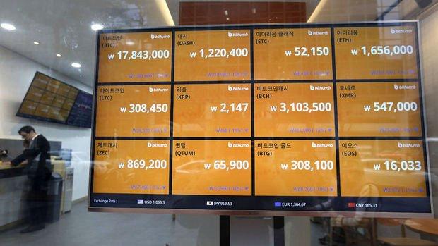 Kripto Paralar: Bitcoin 10 bin doların üzerinde
