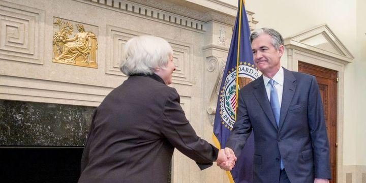 """""""Powell Yellen"""
