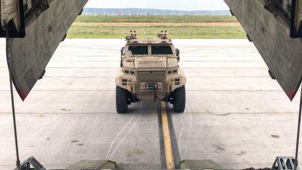 Savunma ve havacılıkta ihracat yüzde 16,6 arttı