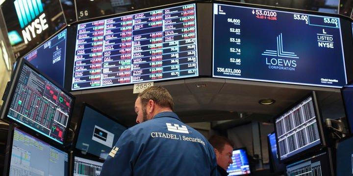 ABD borsaları haftaya düşüşle başladı