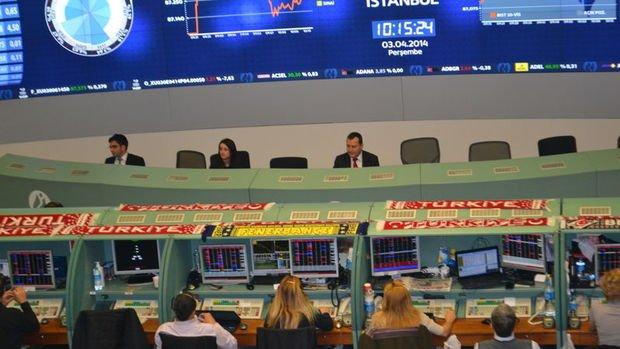 Yabancı yatırımcı borsada geçen ay satışa geçti