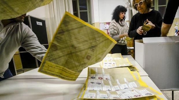 İtalya'da parlamentodaki dağılım büyük oranda belli oldu