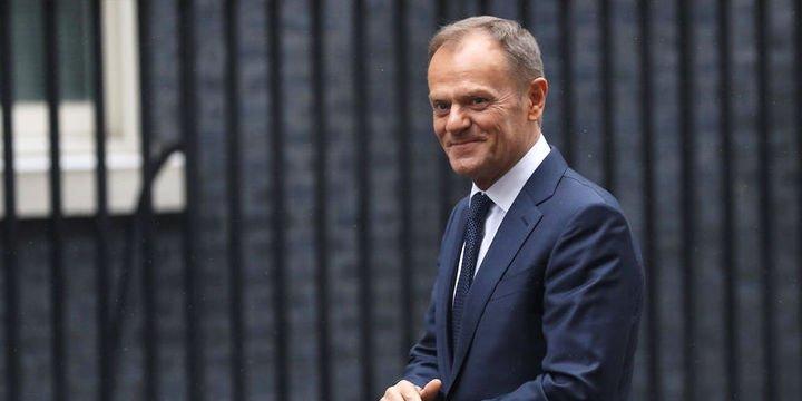 AB/Tusk:  İngiltere ile AB arasındaki ticaret daha pahalı hale gelecek
