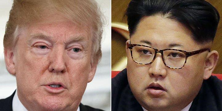 Trump ile Kuzey Kore lideri Kim mayıs ayında görüşecek