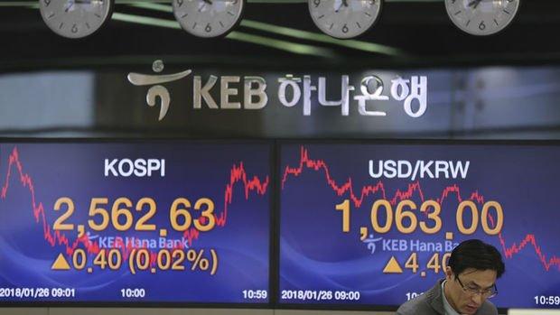 Asya para birimleri Trump'ın vergi kararıyla düştü