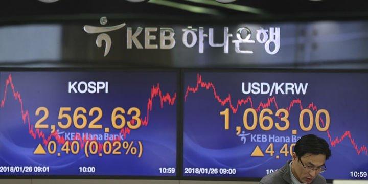 Asya para birimleri Trump
