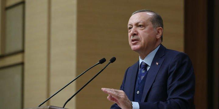 Erdoğan: Her an Afrin