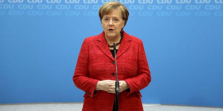 Merkel: Çelik ve alüminyuma ek vergi herkes için zararlı olacak