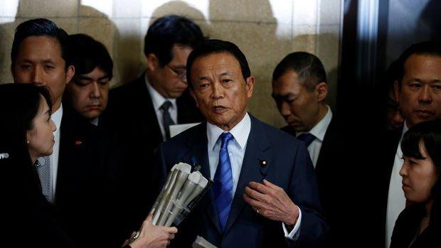 Japonya Maliye Bakanı