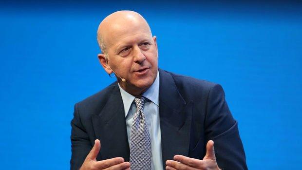 Goldman'ın yeni CEO'su David Solomon