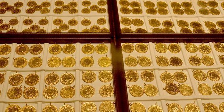 Altının gramı güne düşüşle başladı