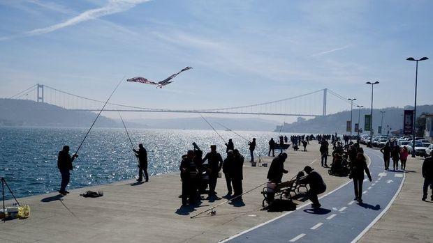 İstanbul'a Mart ayının en yüksek sıcaklığı geliyor