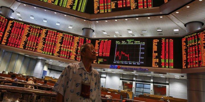 Asya hisseleri zayıf ABD perakende verisiyle düştü