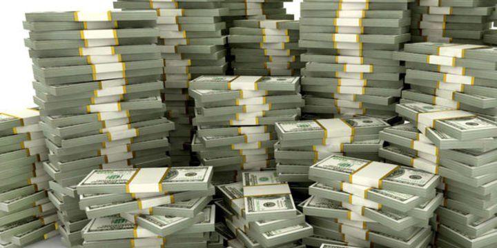 Yurt içi yerleşiklerin döviz mevduatı 182 milyon dolar arttı