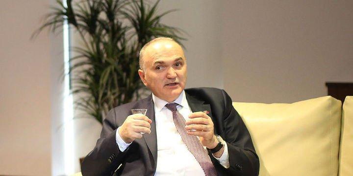Özlü: Yerli otonun CEO'su Türk olacak