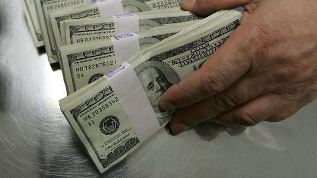 Kısa vadeli dış borç 122,7 milyar dolara yükseldi