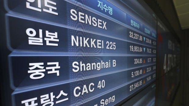 Küresel Piyasalar: Asya hisseleri karışık, yen yükseldi