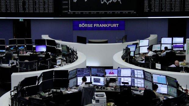 Avrupa hisseleri haftaya düşüşle başladı