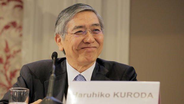 """BOJ/Kuroda: Kripto paralar finansal sistem için """"artı"""" olabilir"""