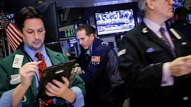 ABD borsaları Fed öncesi düşüşle açıldı