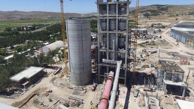Çimento ihracatı geçen yıl 8 milyon ton oldu