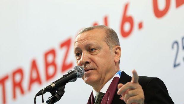 Erdoğan: Tel Rıfat'ı da kontrol altına alarak harekatı hedefine ulaştıracağız