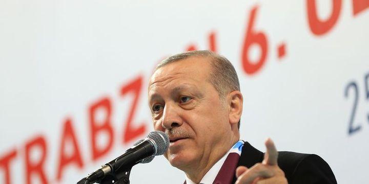Erdoğan: Tel Rıfat