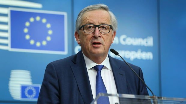 AB/Juncker: Türkiye ile müzakerelerin garantörüyüm