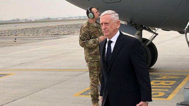 ABD/Mattis: PKK'nın Sincar bölgesinden çekildiğini görmek istiyoruz