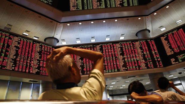 Asya hisseleri ABD borsalarındaki gerilemeyle düştü