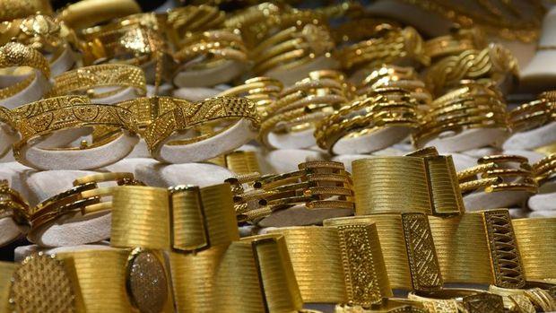 Gram altın tarihinin en yüksek seviyelerinde
