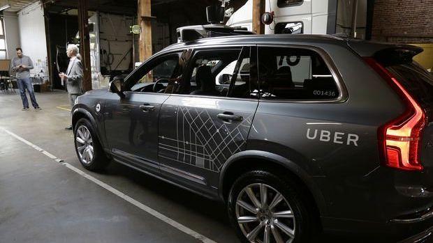 Uber, sürücüsüz otomobil operasyonlarını süresiz durdurdu