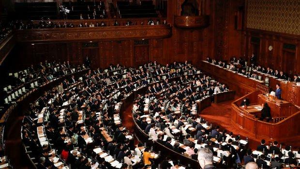 Japonya'da 2018 mali yılı bütçesi parlamentodan geçti