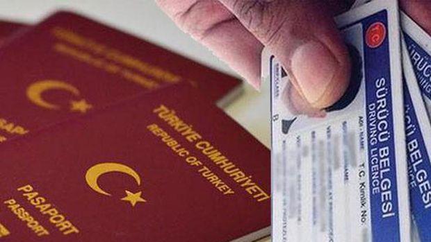 Pasaport ve sürücü belgelerinde yeni dönem başlıyor