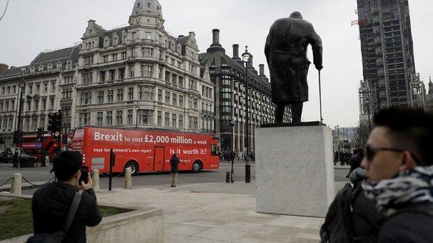 Brexit'e rağmen en büyük küresel finans merkezi Londra